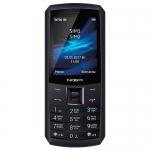 Телефон teXet TM-D328, Black