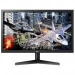 "Монитор LG 24GL600F-B, TN, 23.6"", 16:9, FHD (1920x1080144 Hz), 300cd/m2, 1000:1, 170/160, 1ms, HDMI, DP, Black"