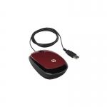 Мышь HP X1200 Red