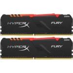 Оперативная память Kingston HyperX Fury RGB HX430C15FB3AK2/16