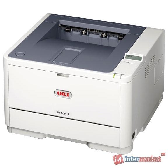 Принтер OKI B401d