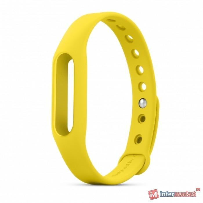 Сменный браслет для Xiaomi Mi Band, Yellow