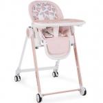 Стул для кормления Happy Baby Berny Pink