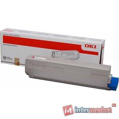 Тонер-картридж OKI TONER-M-C831/841-10K-NEU