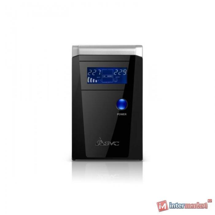 Источник бесперебойного питания UPS SVC V1500-F-LCD