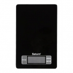 Весы кухонные Saturn ST-KS7235, черный